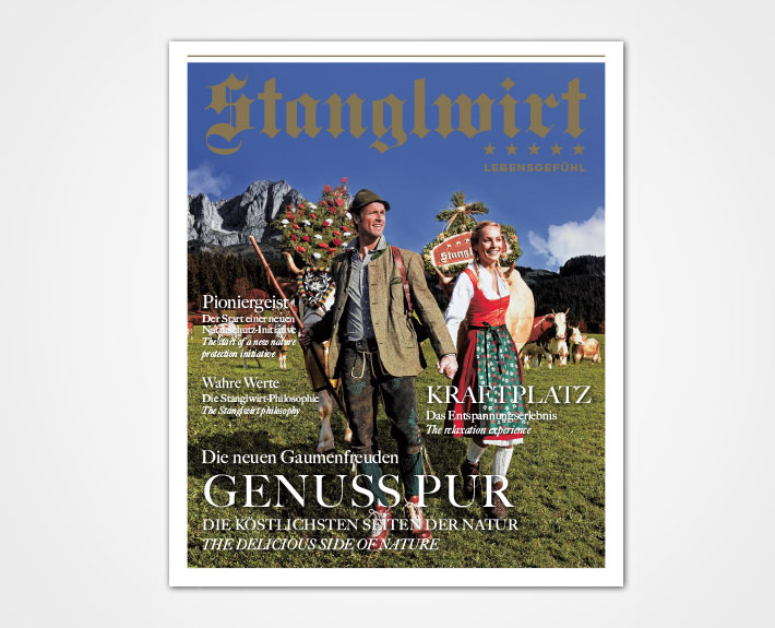 Stanglwirt Cover 2016