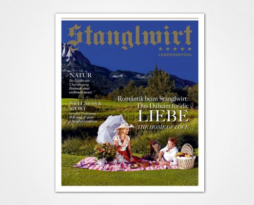 Stanglwirt Cover 2017