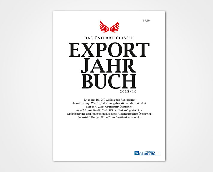 EXPORT Jahrbuch 2018 - 2019