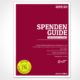 SpendenGuide 2019/20 - Cover